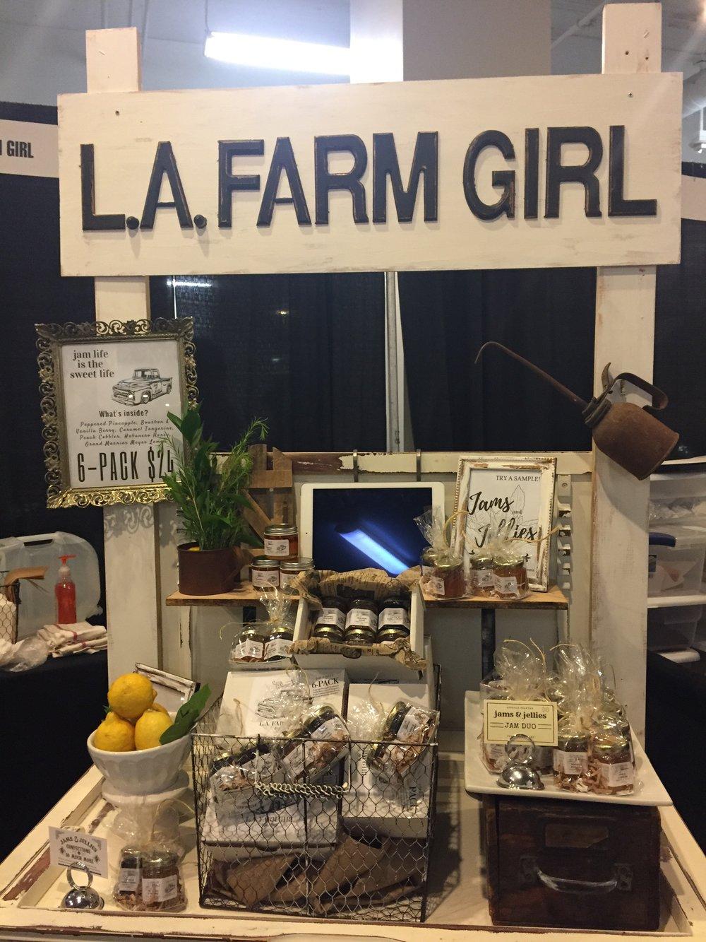 LA Farm Girl