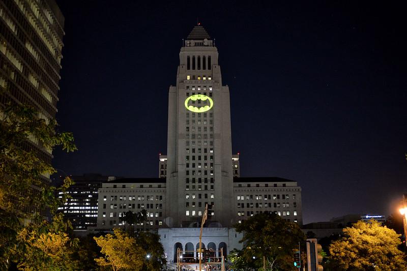 The Bat-Signal