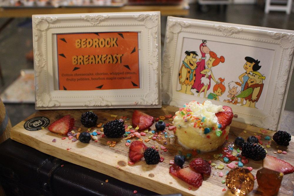 Bedrock Breakfast