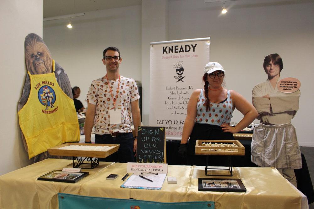 Kneady Bakery Booth