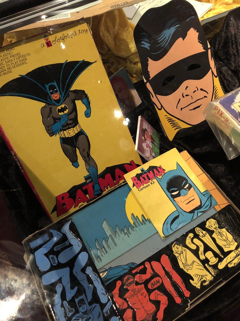 Batman Memorabilia