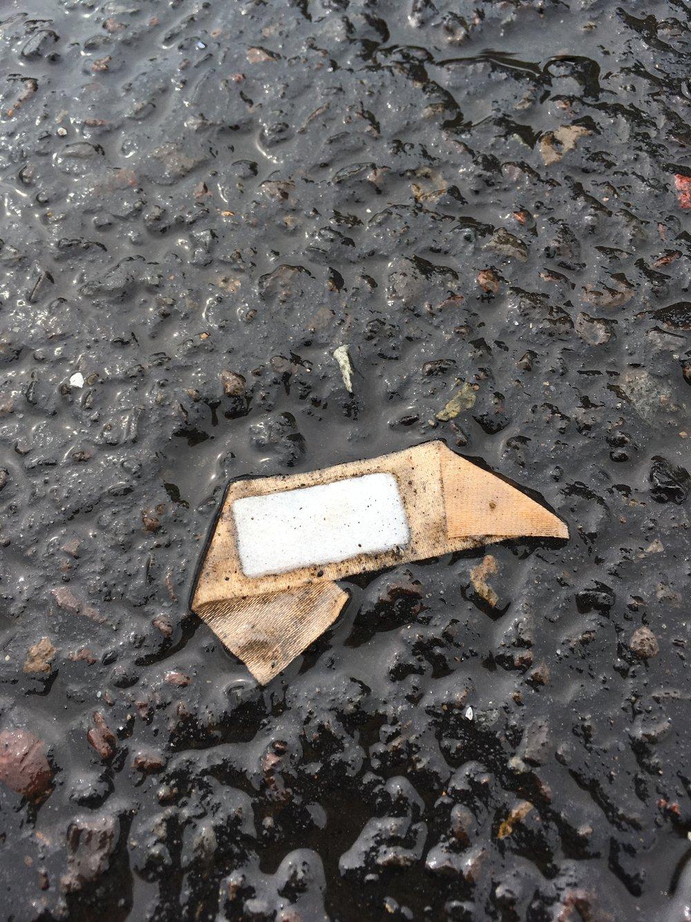 SE Portland Rainy Walk (2017)