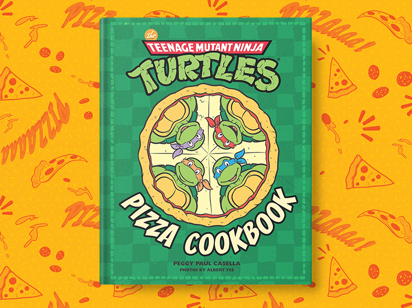 TMNT Cookbook