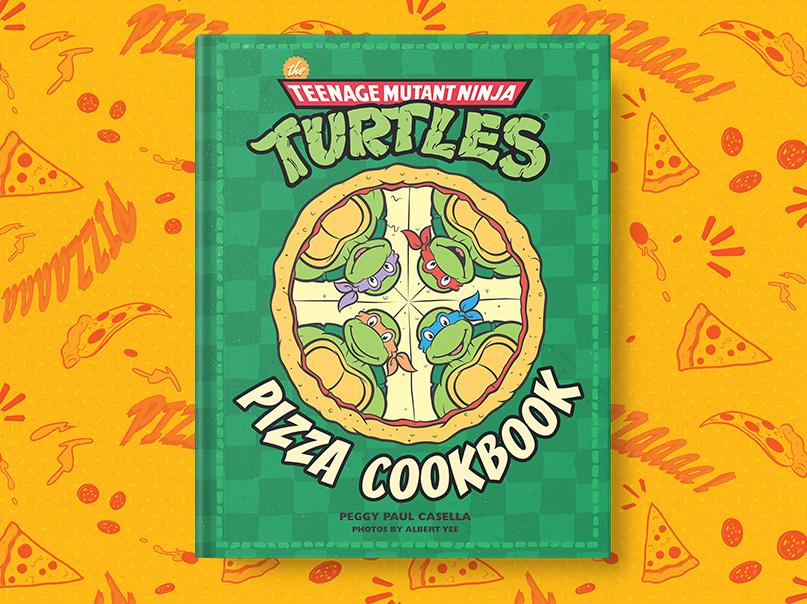 TMNT Cookbook