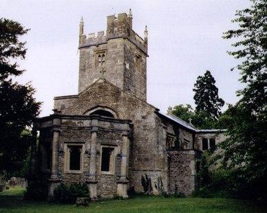 St Leonard's Church, Sunningwell, Berkshire. Copyright Michael Ford