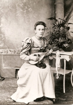 Clara Elizabeth (Clare) Winney (c1860-1930s)