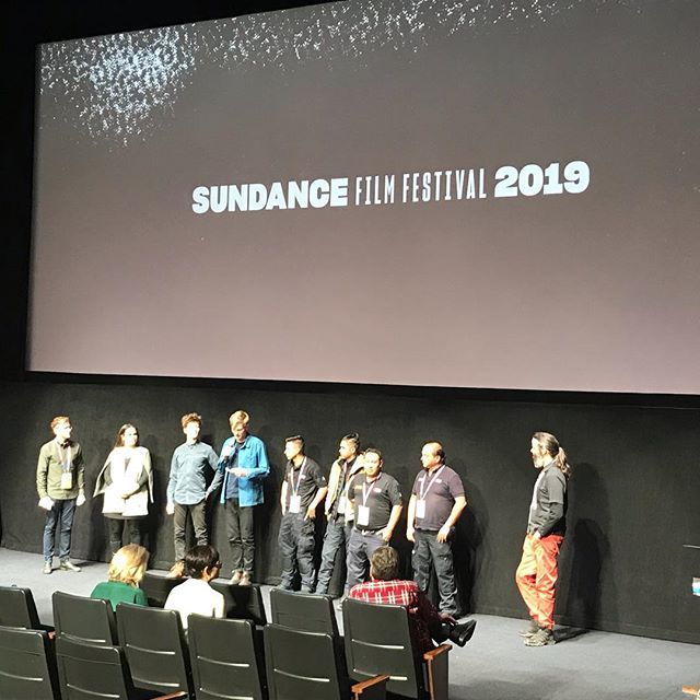 Midnight Family was INSANE and amazing. See it when it comes to your town! #sundance