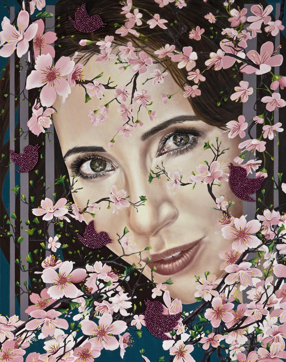 K,Portrait, 175x143 cm, oil & beads on canvas.jpg