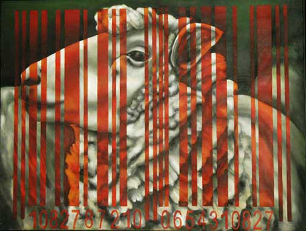 10-sürü(koyun) ,lamb,cordero116x89 tuv.üst.yboyaoil on canvas,óleo sobre tela.jpg