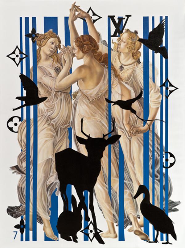 15.Three Graces IV, 160x120cm,, oil on canvas copy.jpg