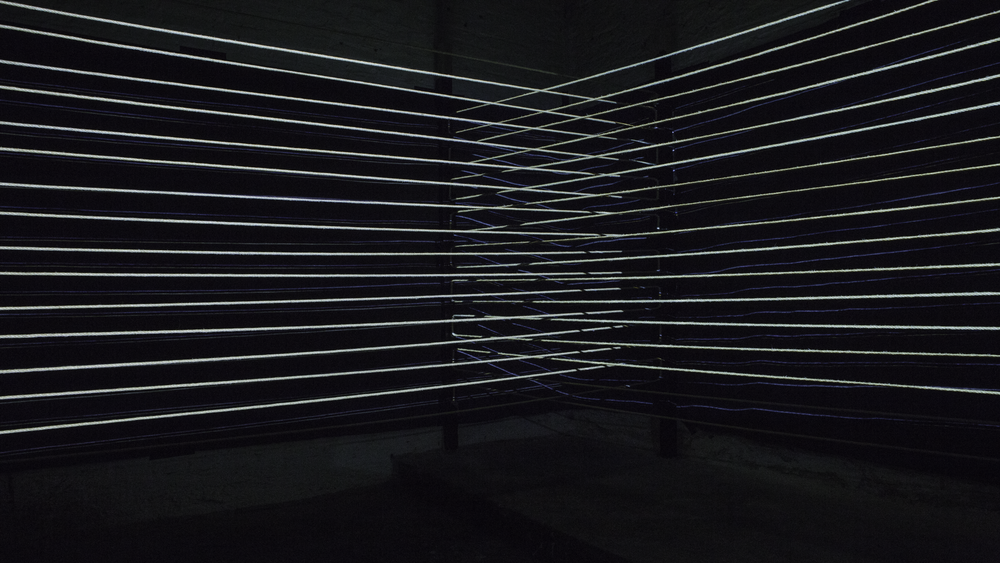 Seven Spaces - Designtheorie | Visual Music