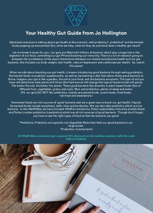 WellFit Box - Featured Dietitian
