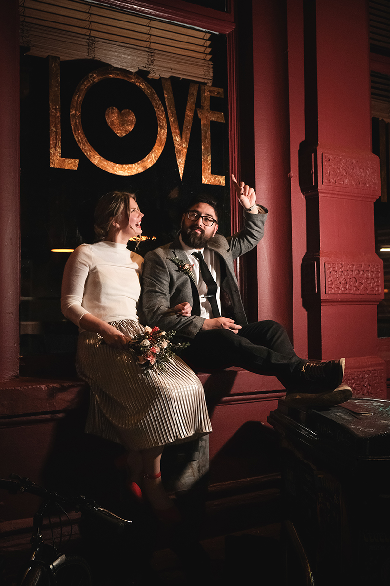 Edd Cope - Bristol Wedding