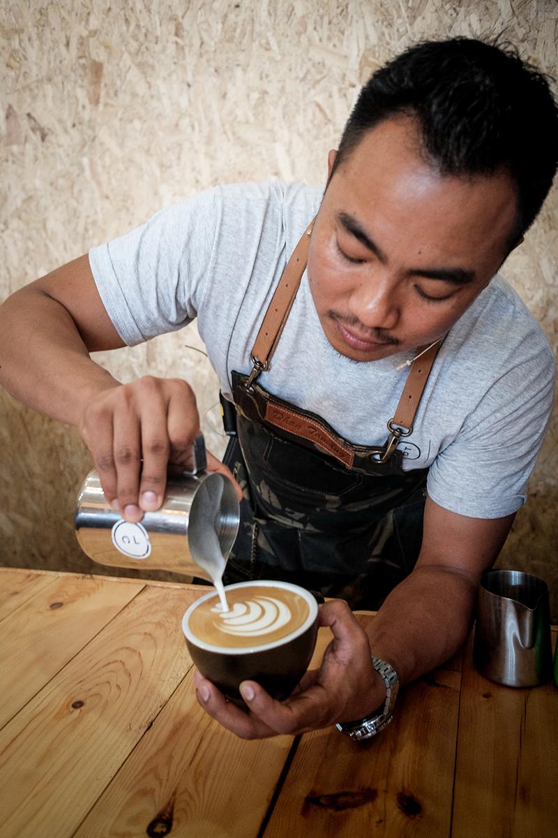 Edd Cope - Coffee Festival