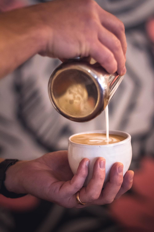 Edd Cope - Coffee Pour