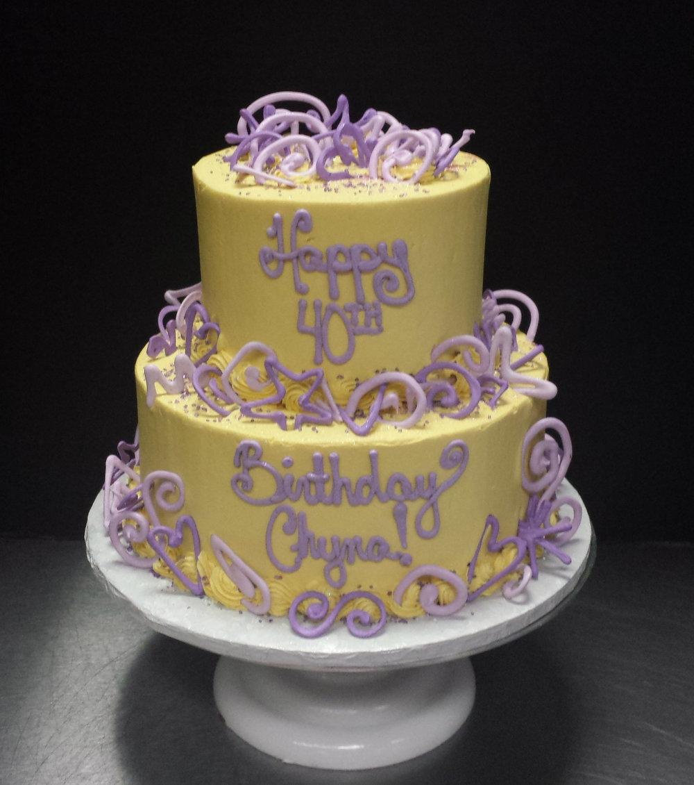 Purple Yellow Birthday Cake.jpg