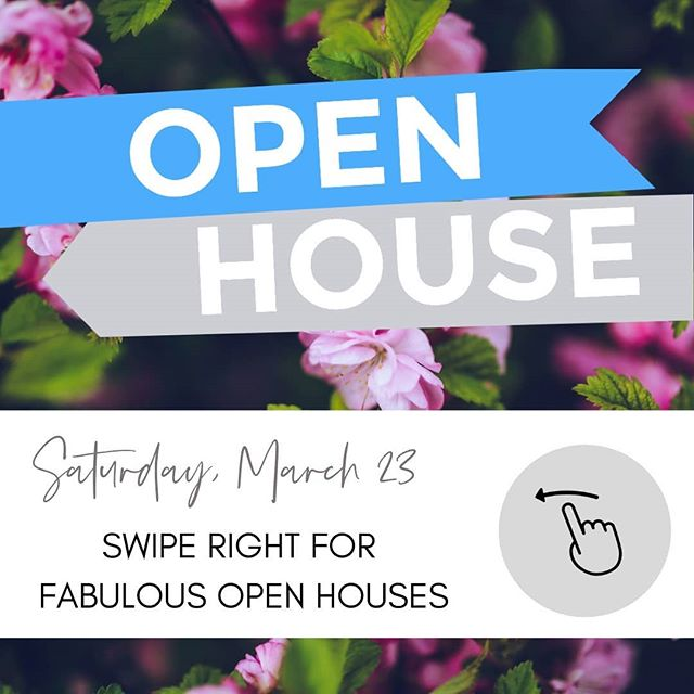 Hey #FabulousAiken! Stop by our #openhouses this weekend! 🏡