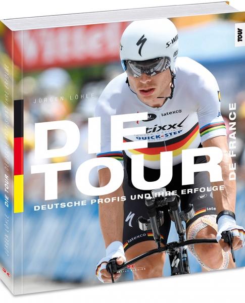 - Jürgen Löhle: Die Tour de France. Deutsche Profis und ihre Erfolge. Delius Klasing, 160 Seiten, 29,90 Euro, ISBN 978-3-667-10922-4