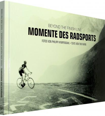 - Philipp Hympendahl, Tim Farin: Beyond the Finish Line. Momente des Radsports. Bildband mit zahlreichen Fotografien, gebunden, 128 Seiten, 29,95 Euro, ISBN 978-3-95843-228-4