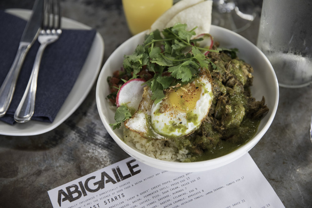 Abigaile Brunch