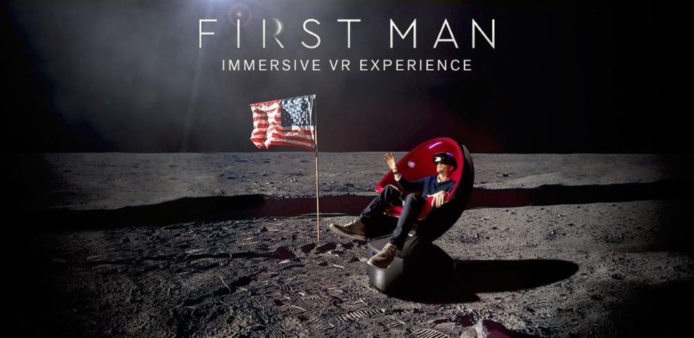 Positron Chair hardware integration for First Man VR | C++ | Unreal Engine 4 | CreateVR | Positron Inc.