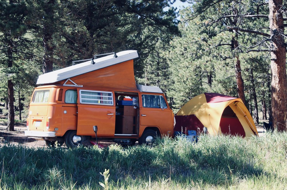 Camping - Learn about our campsites, policies, and group areas, then book your stay!