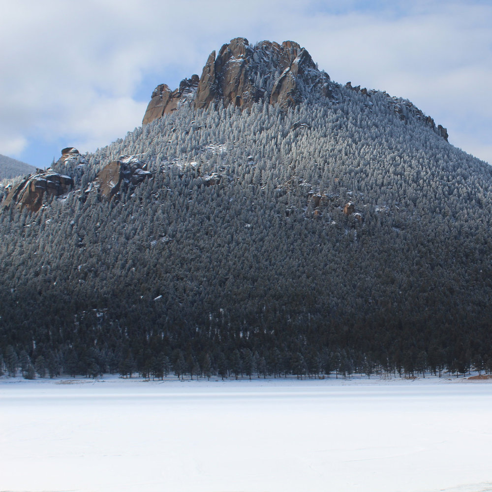 Explore winter -