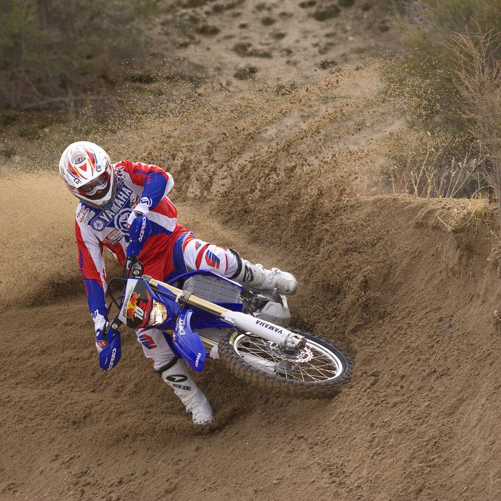 No dirt bikes, atvs, or off road vehicles -