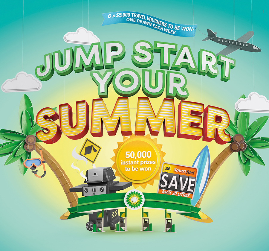 Jump Start Your Summer Retail Campaign
