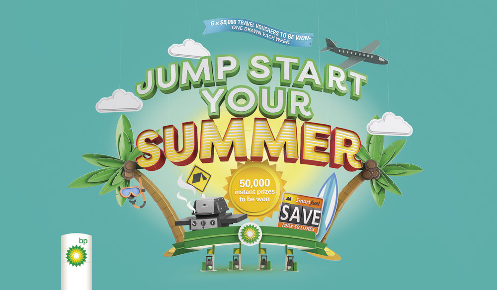 BP - Jump Start Your Summer