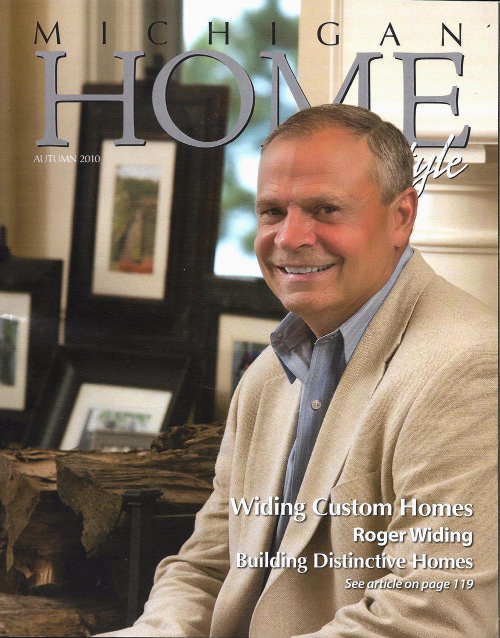 O'Toole, E. B. (2010, Autumn). The Perfect Getaway.  Michigan Home and Lifestyle , 117-124.