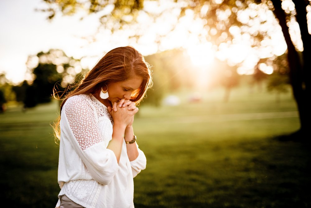 PRAYING FOR YOUR PROBLEMS TO LEAVE -