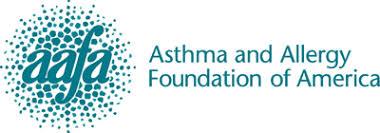 - Asthma & Allergy Foundation