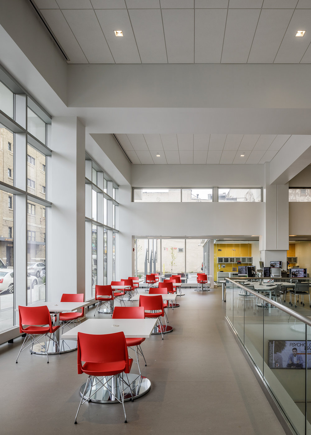 The Musial Group Architecture_lessner commons