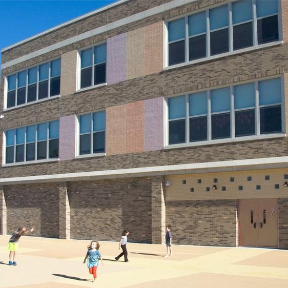 Linden School No. 8