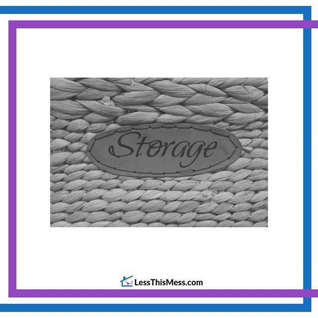 #professionalorganizer #homeorganization #organizationideas #clutterfree #cleartheclutter #simplify #storage #storagebin #binstorage