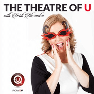 The Theatre of U - Spotlight on Pollyanna Lenkic - How to BE a good leader? LISTEN TO THE FULL PODCAST HERE
