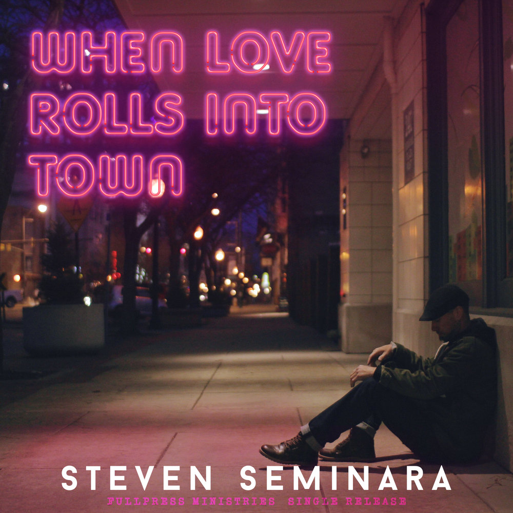 When Love Rolls Into Town - (Single)