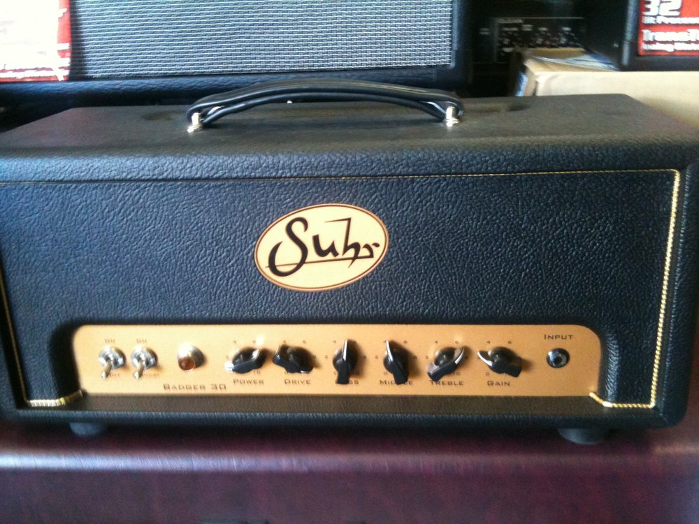 Suhr Badger Head
