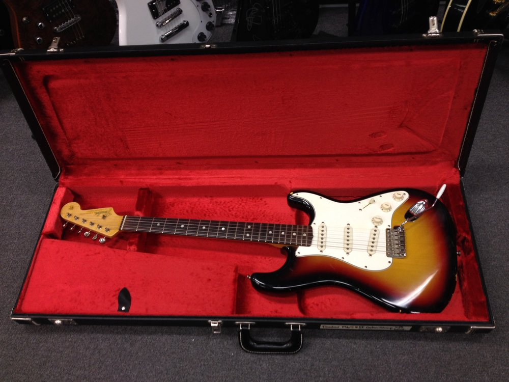 '65 Reissue Custom Shop Strat