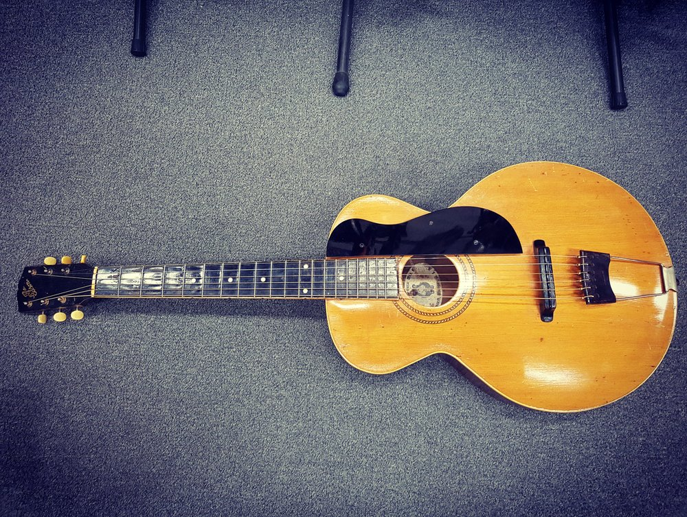 1909/1910 Gibson L1