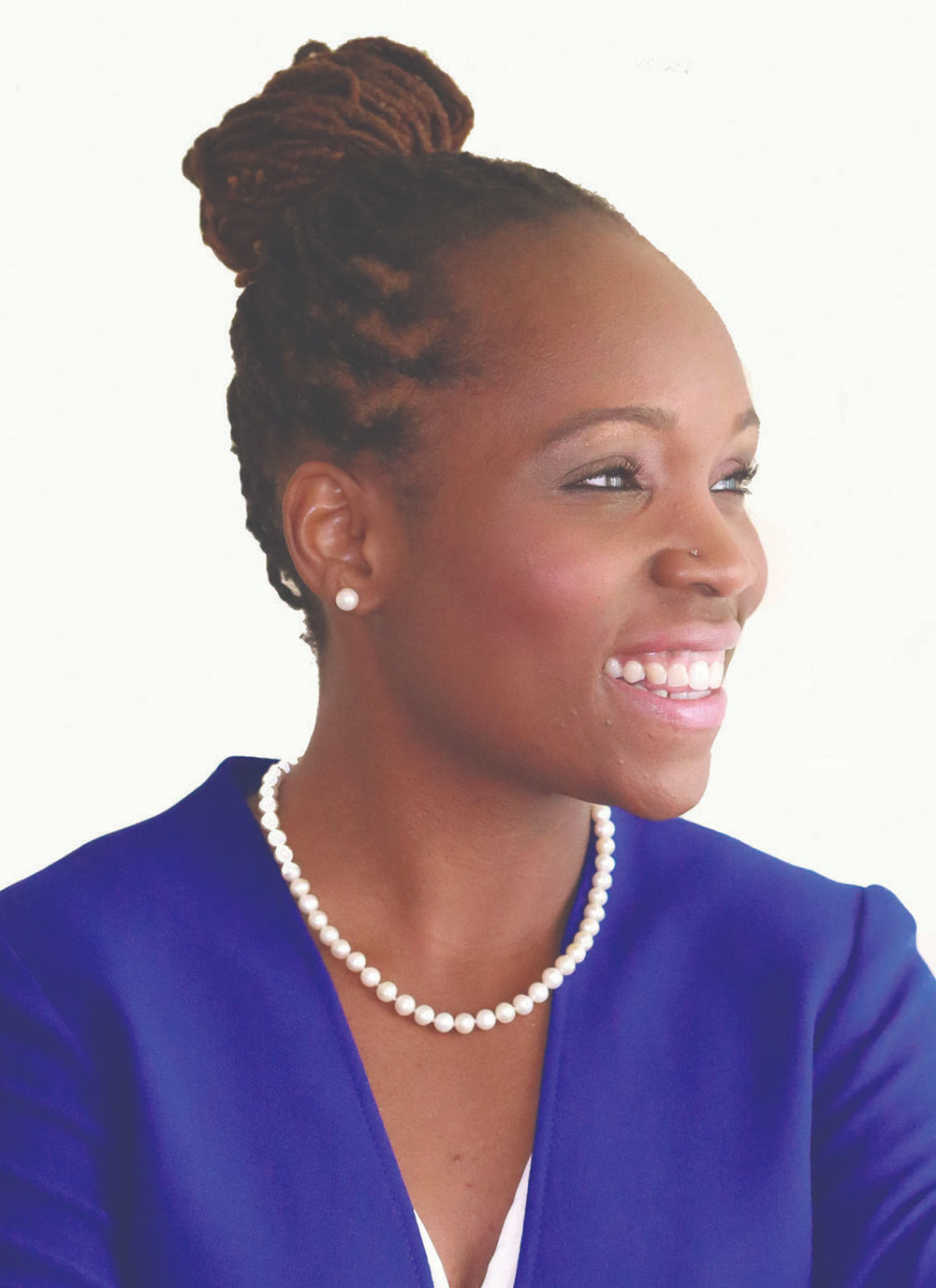 Nicole J. Johnson - Came in second place with 22.1% of the vote.More on Nicole J. Johnson here.