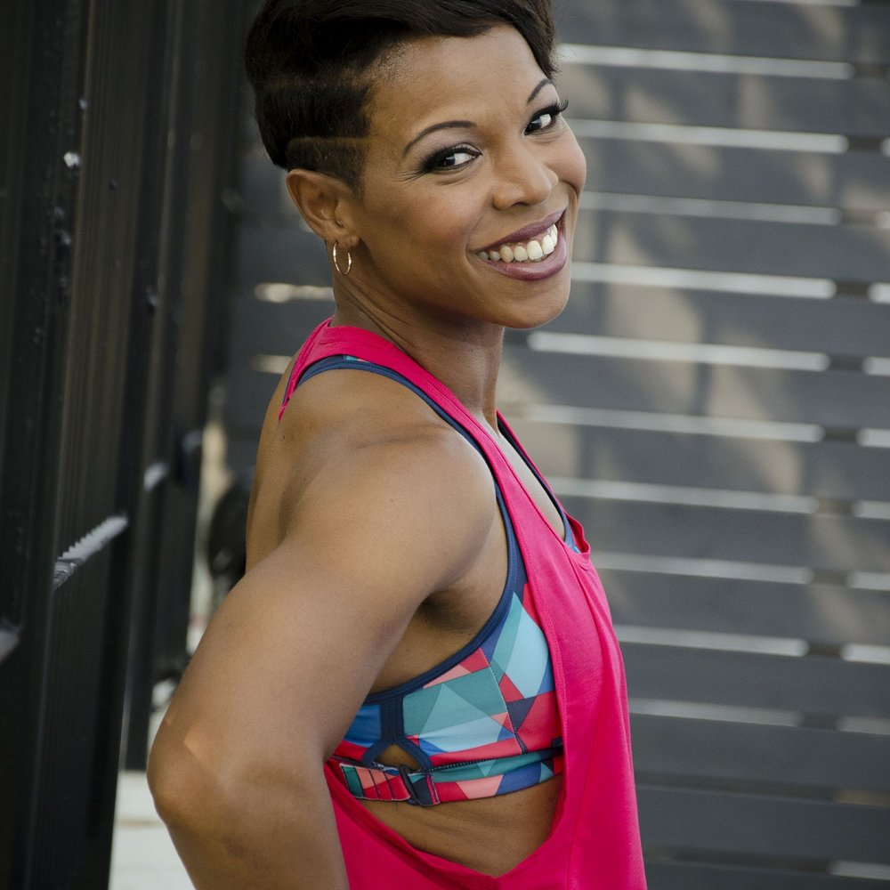 Debbie K - I've experienced first hand how Shakera gets people excited about moving in a way that's unique in Toronto. Reggae, soca, latin and hip hop styles are blended with attention to technique, mechanics and rhythm. It's a definite workout and it feels so good!Shakera leads a killer fitness class but her real service transcends that. She's had a direct influence on the joy, healing and health of hundreds of women. And as a fellow Canadian-Jamaican, I appreciate the positive representation and connection to Caribbean culture that her classes create. It's uplifting.