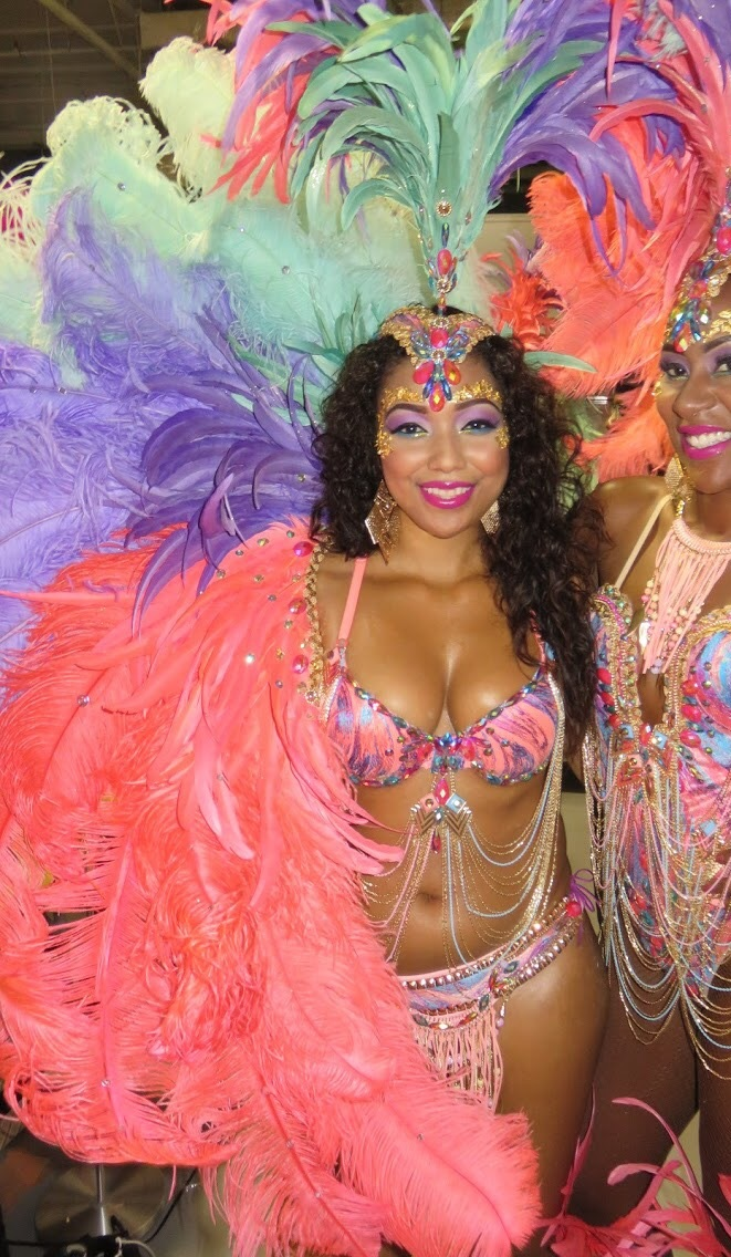 Shynelle D. - To the amazing Shakera, I cannot explain how incredibly proud I am of my lil energizer bunny, it's been an hour to watch your carnival passion transformed, and shared effortlessly with everyone in sight. You've created a community of active, confident, and empowered beings! Your vibrant essence has inspired dozens & dozens to feel and embrace their true beauty. Thank you for sharing your magnetic smile, island spirit and inspirational veins with the world... excited for more.