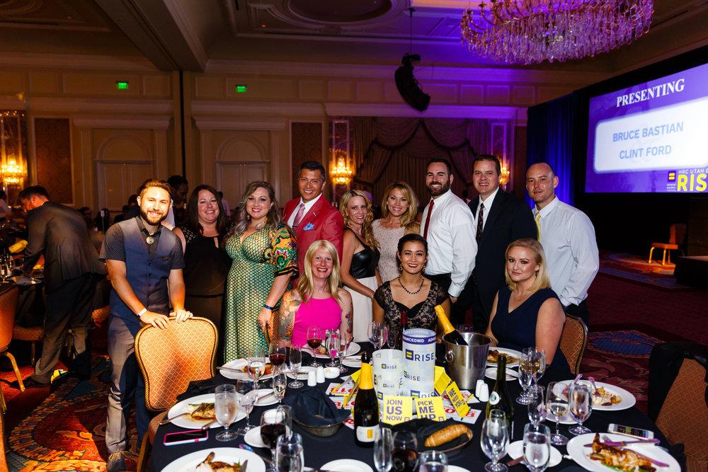 HRC Utah Table Captains