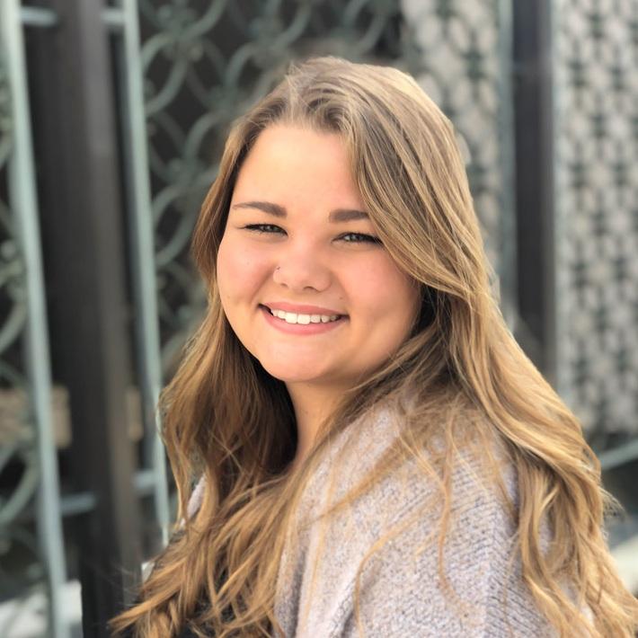 Kaydee Gilson - Media & Marketing Co-ChairShe | Her | Hers