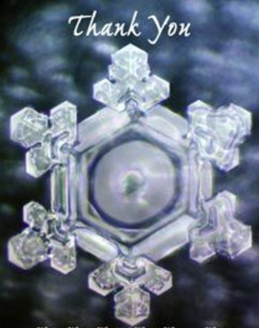 photo: Dr. M. Emoto -  The   Hidden Messages In Water