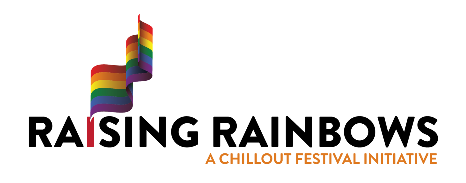 Raising Rainbows | A ChillOut Festival initiative to empower LGBTIQ youth in regional Victoria.