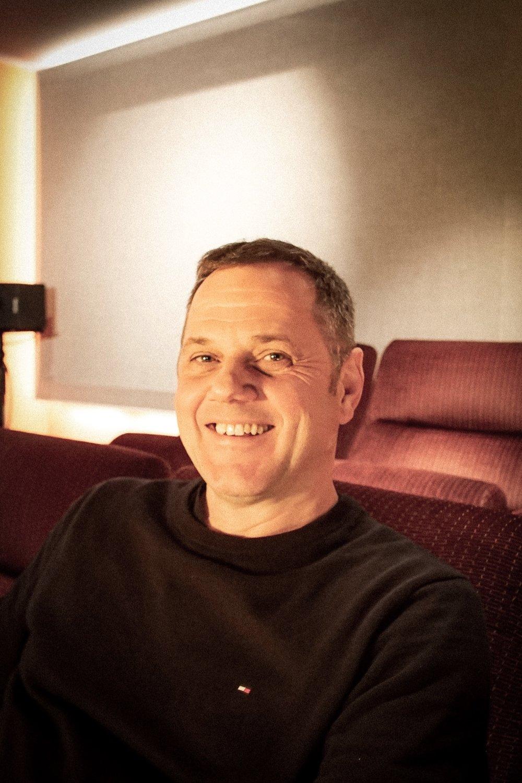 Stefan Bock  Managing Director