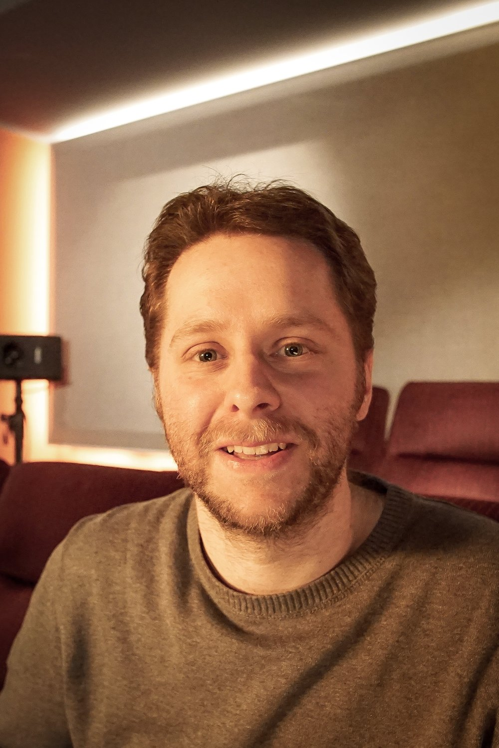 Michael Hoffmann  Authoring | Post-production Engineer